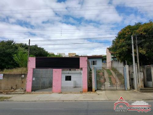 Área Em Jacareí 1.300 Metros - 7779