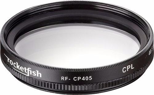 Lente Circular Polarizada Rocketfish 40.5mm Pronta Entrega