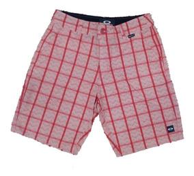Bermuda Elastano Oakley Importada Shorts Top_ Pronta Entrega