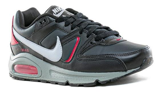 Zapatillas Nike Air Max Command Leather Cd0873-001 En Cuotas