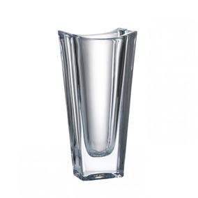 Vaso Decorativo De Cristal Ecológico Okinawa 30cmx8cm Ci