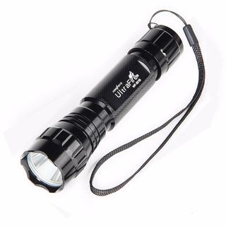 Lanterna Tatica Ultrafire Wf 501b 850nm 5w Infravermelho