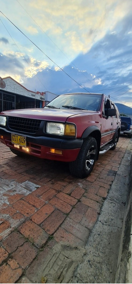 Chevrolet Rodeo 1997 2.6l