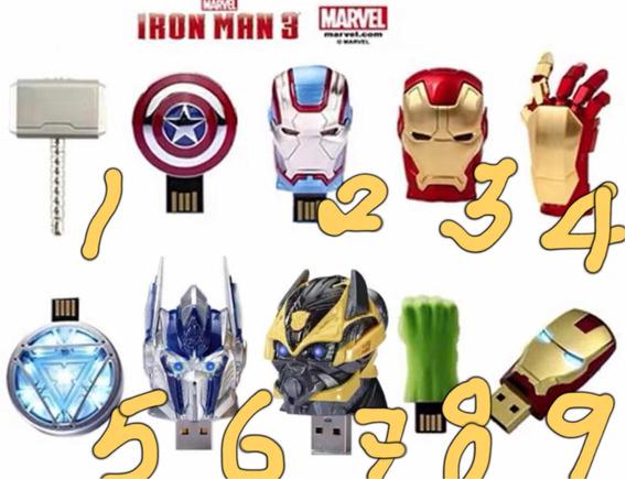 Marvel Pen Drive 8g 16g 32g
