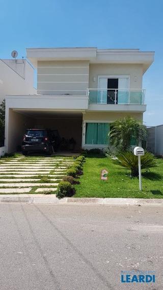 Casa Em Condomínio - Residencial New Ville - Sp - 584588