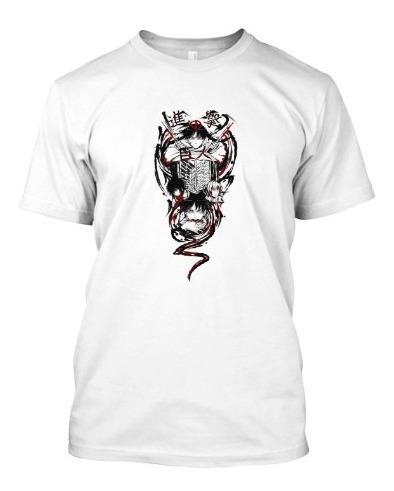 Camiseta Attack On Titan