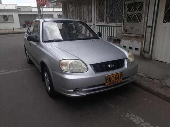 Hyundai Accent Gl 2004