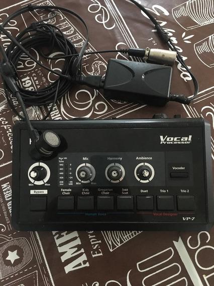 Processador Vocoder Roland Vp-7