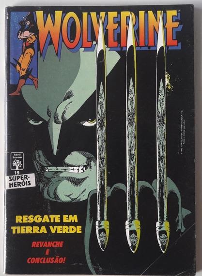 Gibi Wolverine Nº 19 /abril