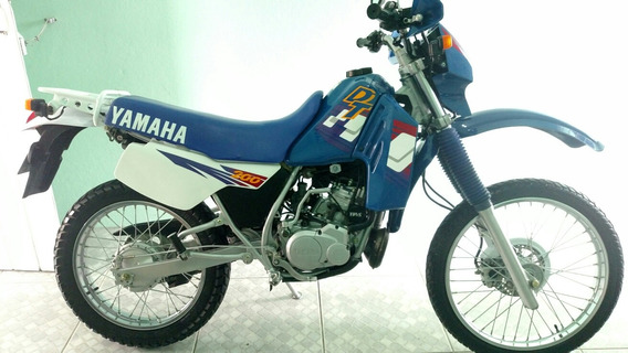 Yamaha Yamaha Dt 200 1997