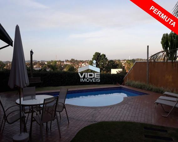 Vendo Linda Casa Em Campinas, Condomínio Em Barão Geraldo Com Quatro Suítes E Linda Vista Panorâmica - Ca04071 - 68239635