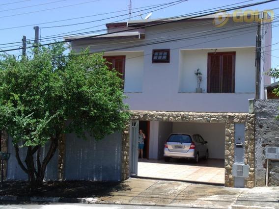 Sobrado Com 3 Dormitórios À Venda, 157 M² Por R$ 480.000 - Vila Monte Alegre - Paulínia/sp - So0181