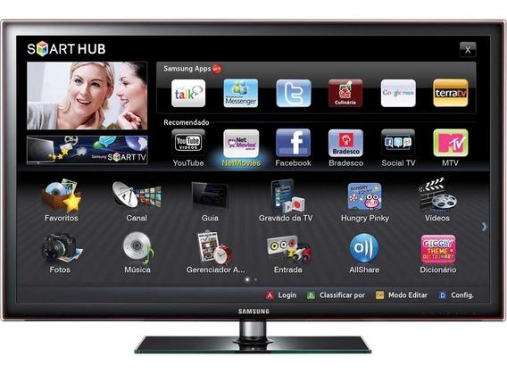 Tv Samsung Quebrada 40 Udn5500