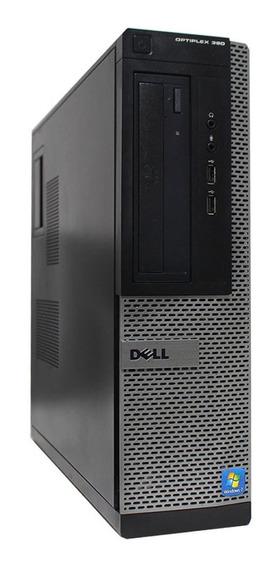 Desktop Dell Optiplex 390 Core I3 4gb 500gb