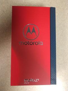 Moto Z3 Play 6gb Ram 128gb