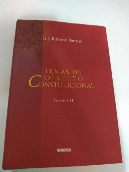 Temas De Direito Constitucional Tomo 2