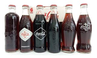 Coca Cola Garrafa Edição Histórica 2015 Coleção Decoração