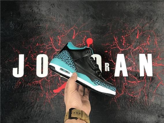 Zapatillas Jordan Air 3 Dama