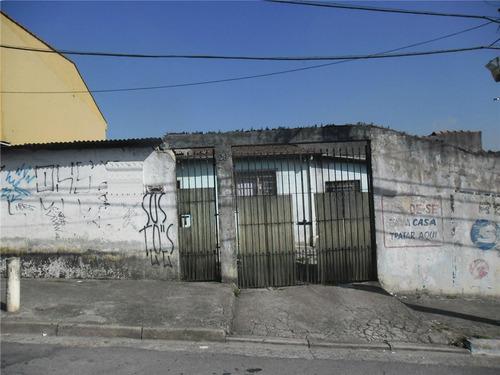 Imagem 1 de 4 de Terreno À Venda, Lutécia - Santo André/sp - 22520