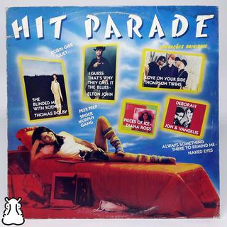 Lp Hit Parade Vol 6 Disco Vinil 1983 Elton John Diana Ross