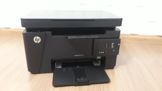 Impressora Multifuncional Hp Laserjet Pro Mfp M125a
