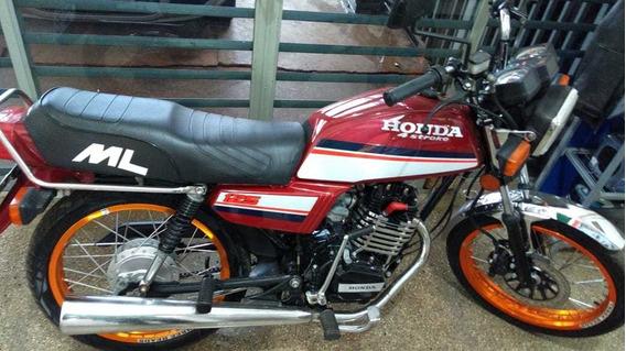 Honda Ml125.clássica Antiga,zerada.
