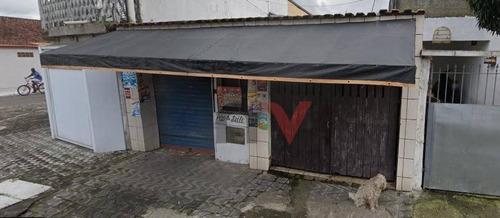 Casa Com 1 Dormitório Para Alugar, 80 M² Por R$ 1.300/mês Com Edícula - Vila Tupiry - Praia Grande/sp - Ca0835