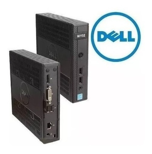 Thin Client Wyse Dell Mini Computador Desktop Cpu 500gb Wifi