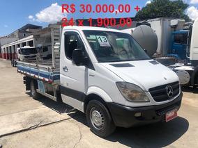 Mercedes Mb Sprinter 311 30mil Ent+24x1900,00 Cdi Daily Hr