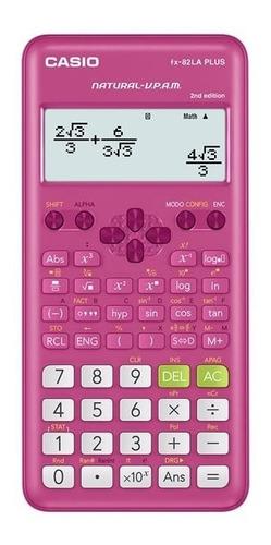 Calculadora Cientifica Casio Fx-82la Fx-82es Plus Español