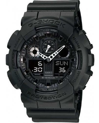 Relógio Casio G-shock Ga100 1a1 Original