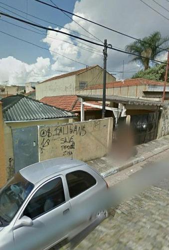 Terreno À Venda, 231 M² Por R$ 425.000 - Vila Diva (zona Leste) - São Paulo/sp - Te0123