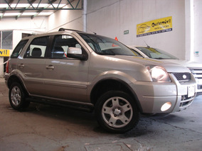 Ford Ecosport Equipada Cámara De Reversa Llantas Nuevas