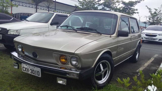 Volkswagen Brasília 1600 Ano 1980