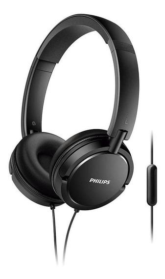 Fone De Ouvido Shl 5005/00 Philips - Preto