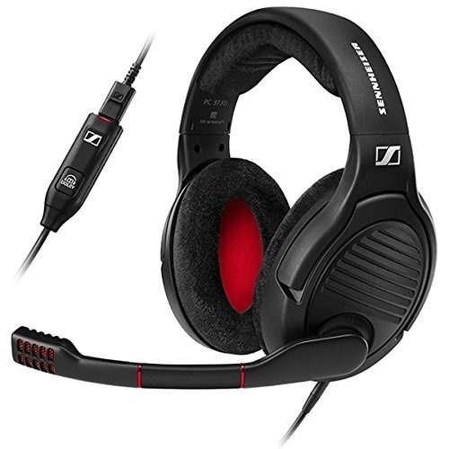 Fone De Ouvido Sennheiser Pc 373d Headset