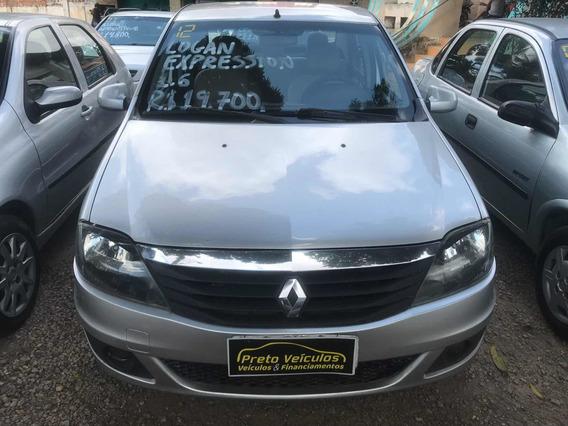 Renault Logan 1.6 Expression Hi-torque 4p 2012