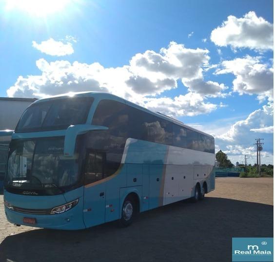 Ônibus Rodoviário Scania/comil Ld Invictus 2018