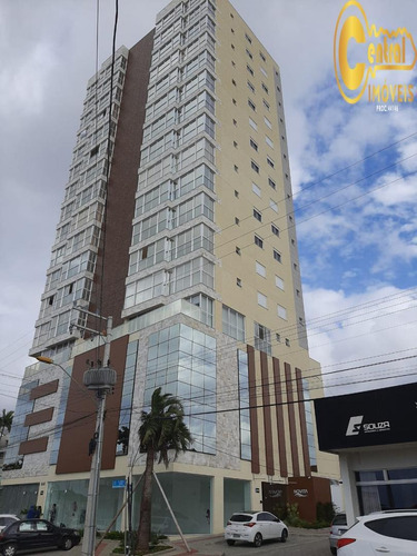 Apartamento  Com 3 Dormitório(s) Localizado(a) No Bairro Centro Em Balneário Piçarras / Balneário Piçarras  - 660