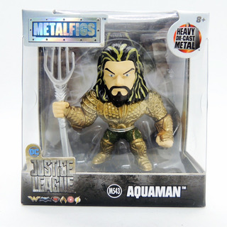Dc Aquaman Justice League Metalfigs Die Cast Metal Jada Cole
