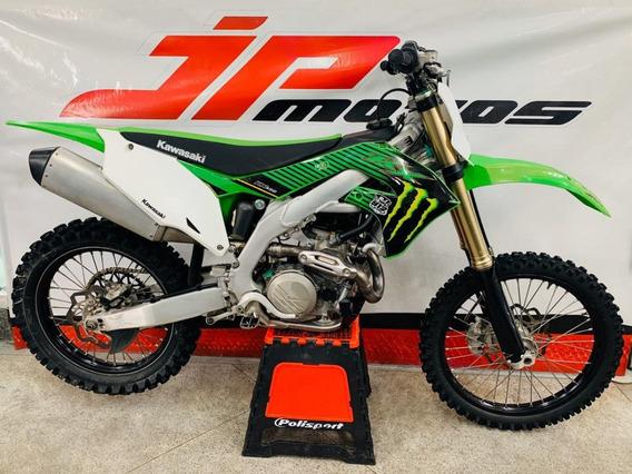 Kawasaki Kx 450f 2019 Verde