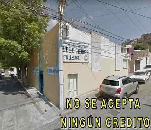 Remate Hipotecario Adjudicado En Mercado Qro -id8337