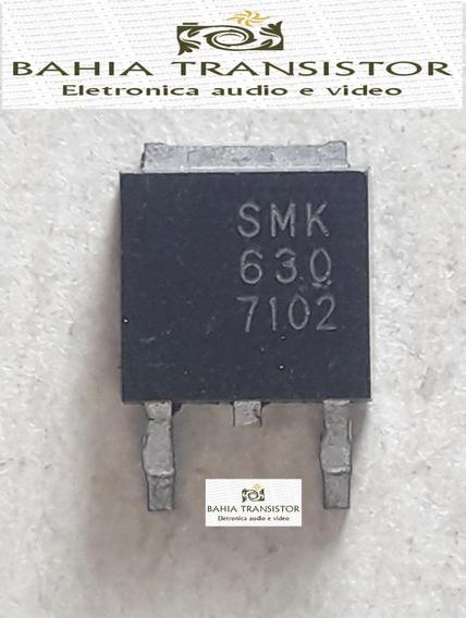Smk630 Smk630 To-252 Kit Com 4 Peças Envio Ja