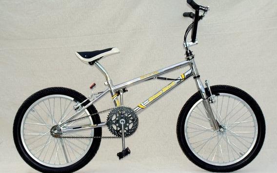 Bicicleta Para Niño Blue Bird Free-3 Freestyle Rodado 20