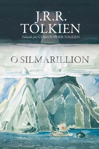 Livro O Silmarillion J. R. R. Tolkien - Novo E Lacrado