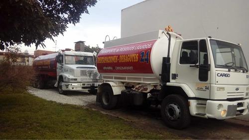 Camion Atmosferico Ford Cargo 1517