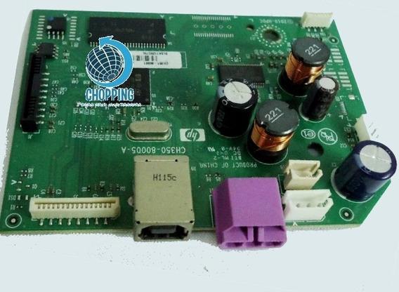 Placa Logica Para Hp Deskjet 1000 Ch340-60001 Ch340-80001-a