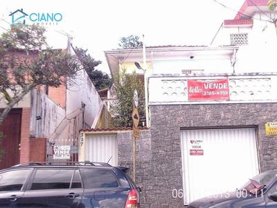 Casa Residencial À Venda, Parque Da Mooca, São Paulo. - Ca0028