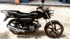 Moto Dafra Super 50