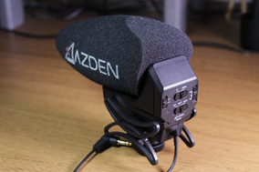 Videomic Azden Smx 30 Mono/estéro